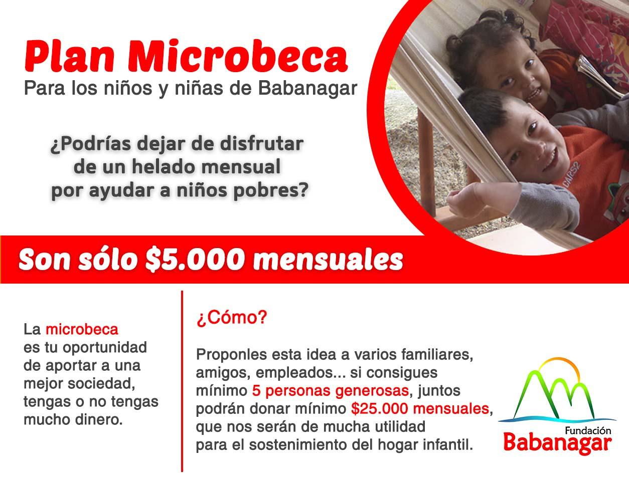 plan microbeca Babanagar